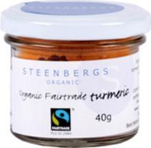 Steenbergs eko gurkmeja 40 g/kurkumajauhe