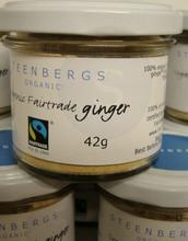 Steenbergs eko ingefära 44 g/Inkiväärijauhe