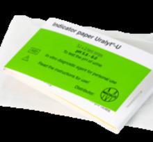 pH-indikatorpapper 5,6-8,0/pH indikaattoripaperi 5,6-8.0, 100 liuskaa