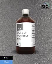Kolloidalt magnesium 20 PPM 1 l/Kolloidinen magneisum 20 PPM 1 l