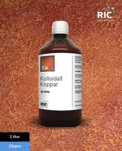 Kolloidal koppar 10 PPM 1 l/kolloidinen kupari 10 PPM 1 l