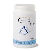 Helhetshälsa Q10 200 kapsl./kapselia
