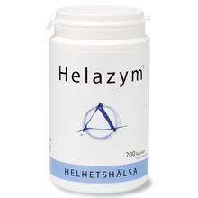 Helhetshälsas Helazym 200 kapslar/kapselia
