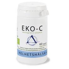 Helhetshälsa EKO-C 60 kapsl./EKO-C 60 kapselia