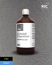 Kolloidalt Magnesium 100 ppm  1 l/Kolloidinen magneesium 100 PPM 1 l