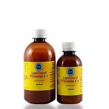 Liposomal C-vitamin apelsin 500 ml/liposomi- muodossa